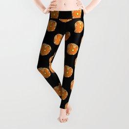 Pancakes on black Leggings