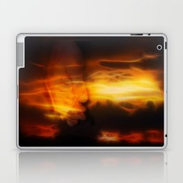 The hand that guides Laptop & iPad Skin