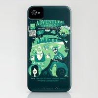 Adventure Comics Slim Case iPhone (4, 4s)