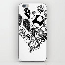 Balloon Design  iPhone Skin