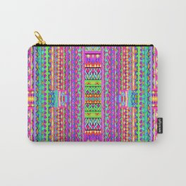 Tribalesque Saturation Carry-All Pouch