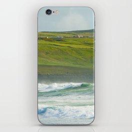 Ireland; Doolin iPhone Skin