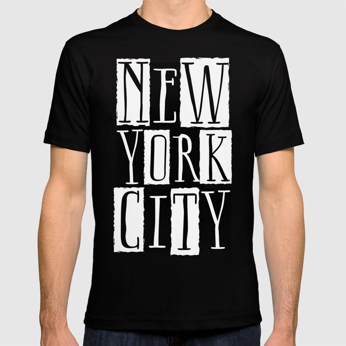In a New York City Frame of Mind T-shirt