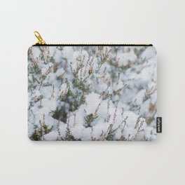 White Winter Hymnal Carry-All Pouch