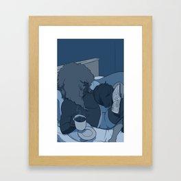 Coffee Framed Art Print