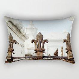 Fleur de Lys Entombed Rectangular Pillow