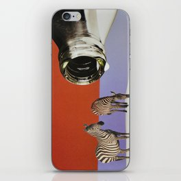 Milk and Honey iPhone Skin