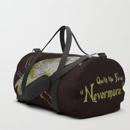 Quoth the Raven Duffle Bag