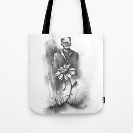 The Sadness in all Monsters Tote Bag