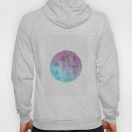 Pastell Planet Hoody