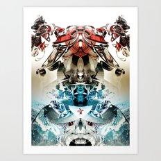 Vacío Art Print