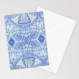 Mehndi Ethnic Style G338 Stationery Cards