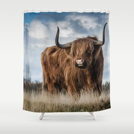 Highlander 2 Shower Curtain
