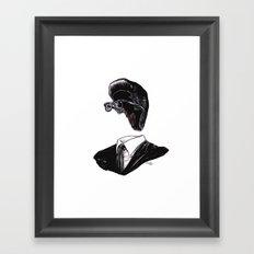 Everything but Roy Framed Art Print