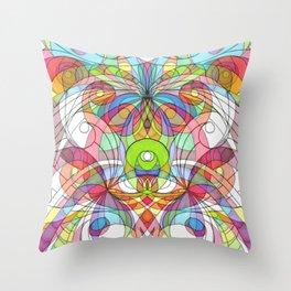 Ethnic Style G29 Throw Pillow