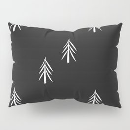 nordic fir trees Pillow Sham