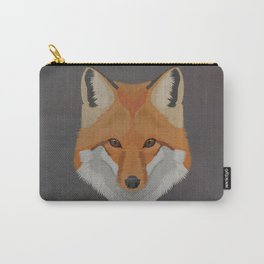 Urban Red Fox Carry-All Pouch