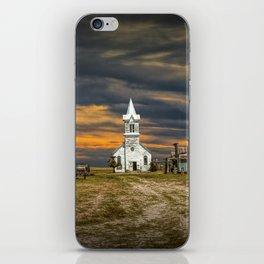 Western 1880 Town iPhone Skin