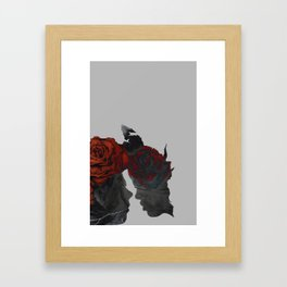 A Thing Called Love Martinski Framed Art Print