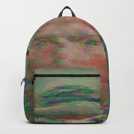 Gliteched Van Gogh Backpack