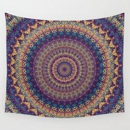 Mandala 454 Wall Tapestry