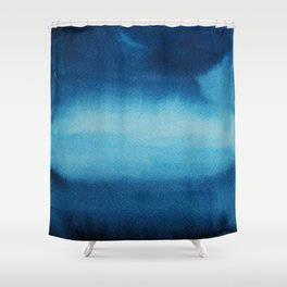 Indigo Ocean Dreams Shower Curtain