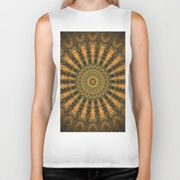 indie Biker Tanks featuring Indie Sun by Jane Lacey Smith