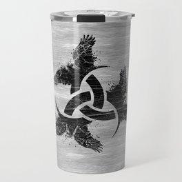 Horn of Odin Travel Mug