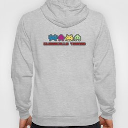 Classically Trained - 80s Video Games Hoody