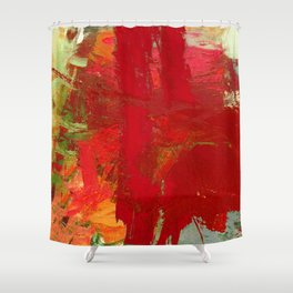 Tauromaquia Shower Curtain
