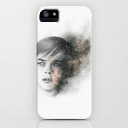 Milky Dane iPhone Case