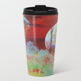 The Planet of the Yellow Flowers 10 Travel Mug
