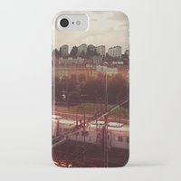stockholm iPhone & iPod Cases featuring Stockholm 02 by Viviana Gonzalez