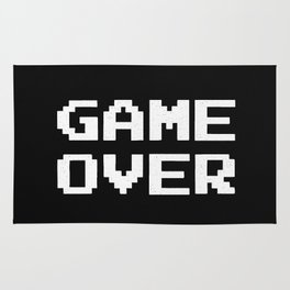 Game Over Rug