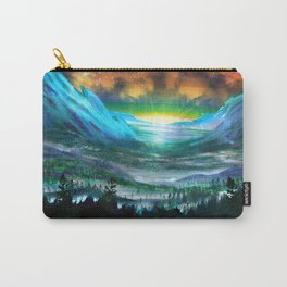 Solar Winds Carry-All Pouch