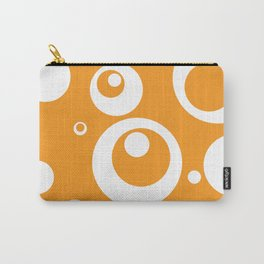 Circles Dots Bubbles :: Marmalade Carry-All Pouch