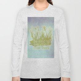 Green Long Sleeve T-shirt