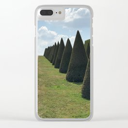 les amis Clear iPhone Case