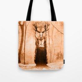 Dark Victorian Portrait Series: The Old Ways Tote Bag