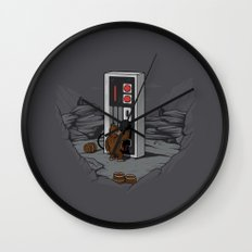Dawn of gaming Wall Clock