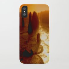 Australian Oceans iPhone X Slim Case