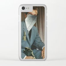 Portrait 1 Clear iPhone Case