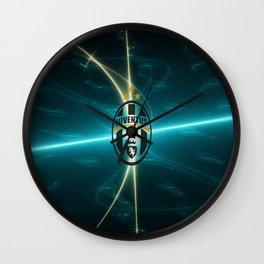 juventus star Wall Clock