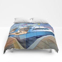Sportfishing Boats Comforters