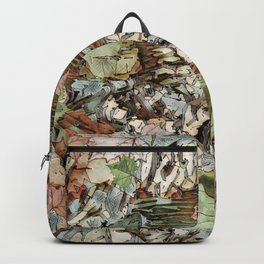 Squally Weather. Backpack