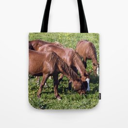 SICILIAN HORSEPOWER Tote Bag