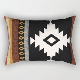 Pueblo in Sienna Rectangular Pillow