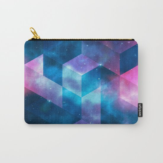 Geometrical shapes Carry-All Pouch