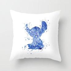 Stitch Disneys Throw Pillow