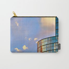 Minimalist Skyline Carry-All Pouch